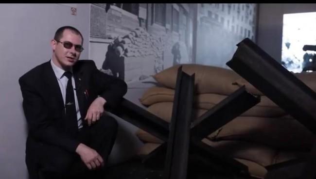 Музей обороны Москвы опубликовал новое видео в рубрике «Экспозиция в фокусе»